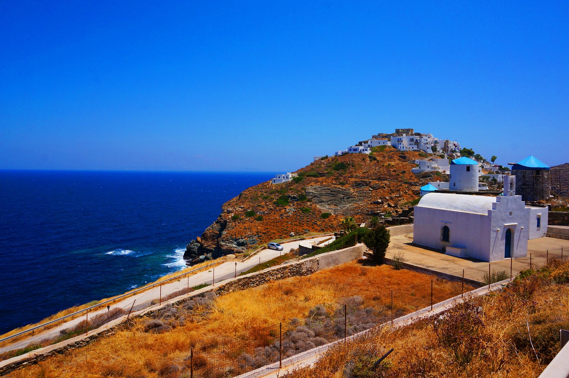 Sifnos. Photo by George Pantool